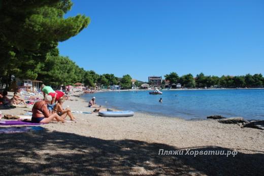 Pirovac Lolic beach