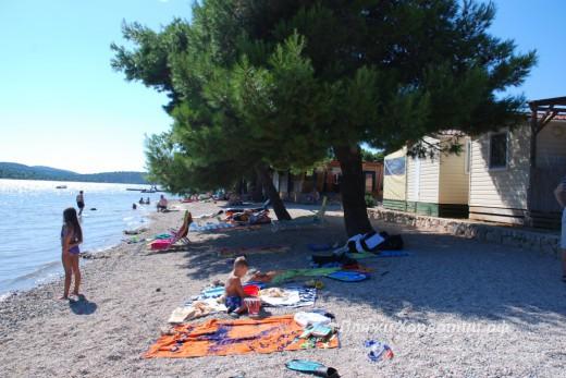 Pirovac beach miran pine2