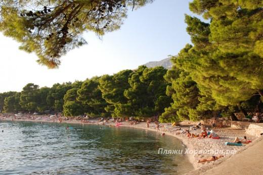 Brela Maestral beach