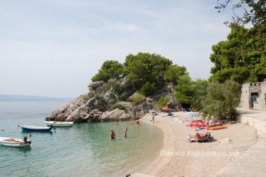 Brela Podrace beach