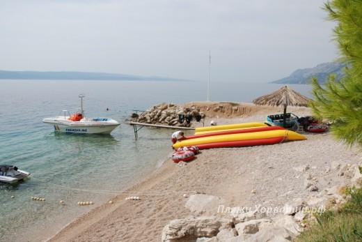 Brela Prociok beach