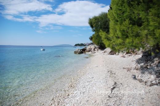 Brist Peča beach other