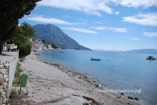 Brist Miosici beach