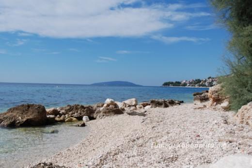 Brist Pakline beach view