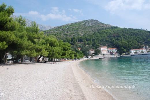 Drvenik Donja Vala beach best