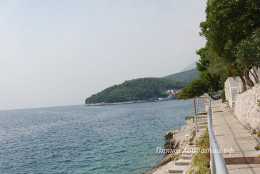 Drvenik Puntin beach