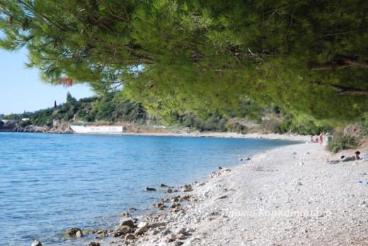 Gradac Nord beach 2
