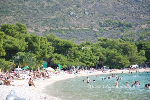 Promajna beach