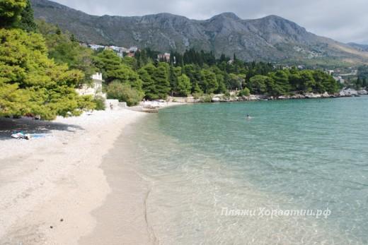 Srebreno beach one 2