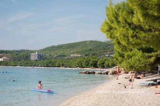 Tucepi Alga beach