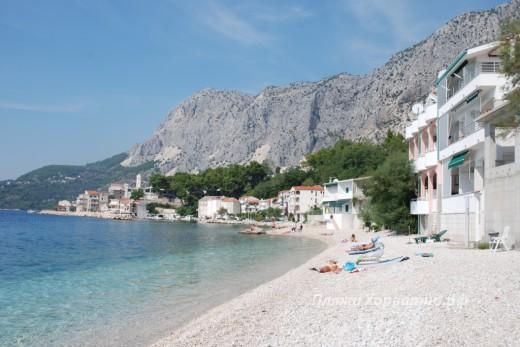 Drasnice Izbitac beach