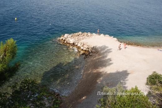 Dramalj Lucica beach part 1 small