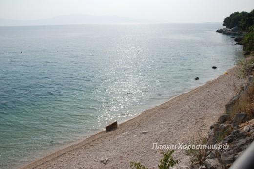 Drvenik Cmilje beach