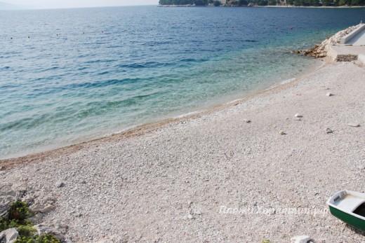 Drvenik last beach