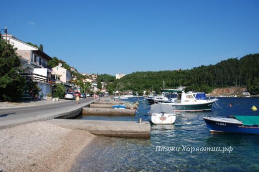 Jadranovo Percin beach 1