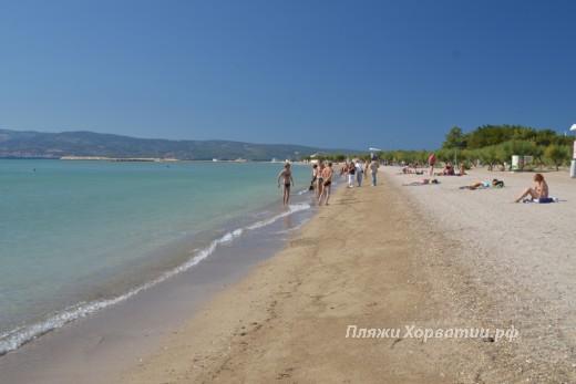Omis Punta beach 2
