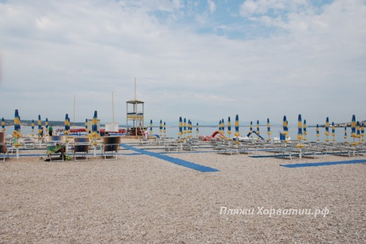 Selce Polimora beach all