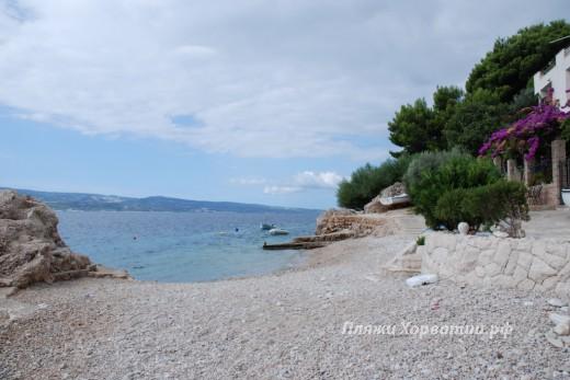 Stanici small beach