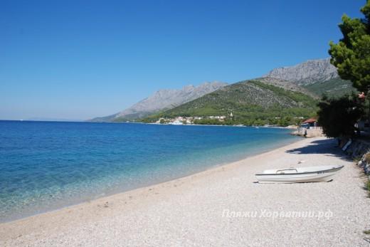 Zaostrog Bilaje beach main2