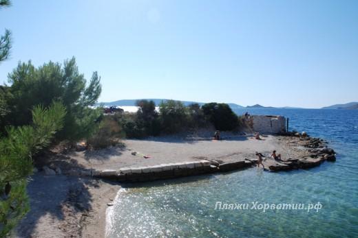 Okrug Donji Kava beach buhta