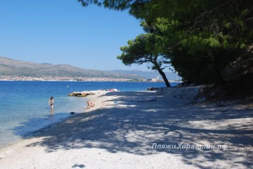 Okrug Donji beach (rudeja put)