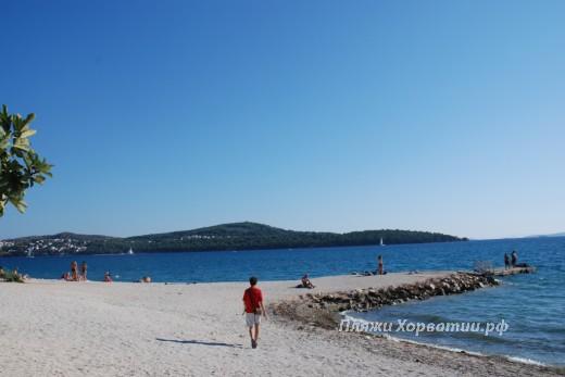 Seget Donji Medena beach