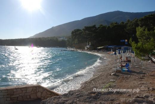 Bol Borak beach view
