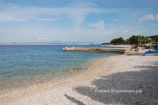 Crikvenica Omorika beach part2