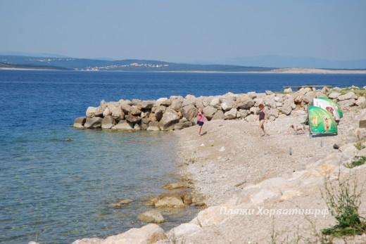 Crikvenica Podvorska Dog beach