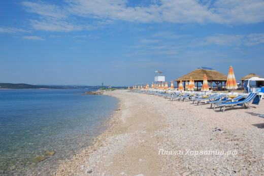 Crikvenica Skomerze beach