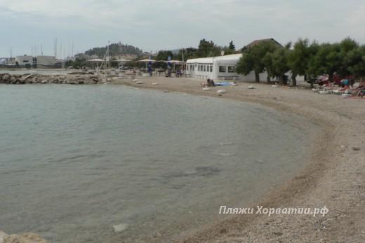 Tribunj Bristak beach part two