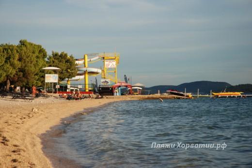Vodice Olympia beach